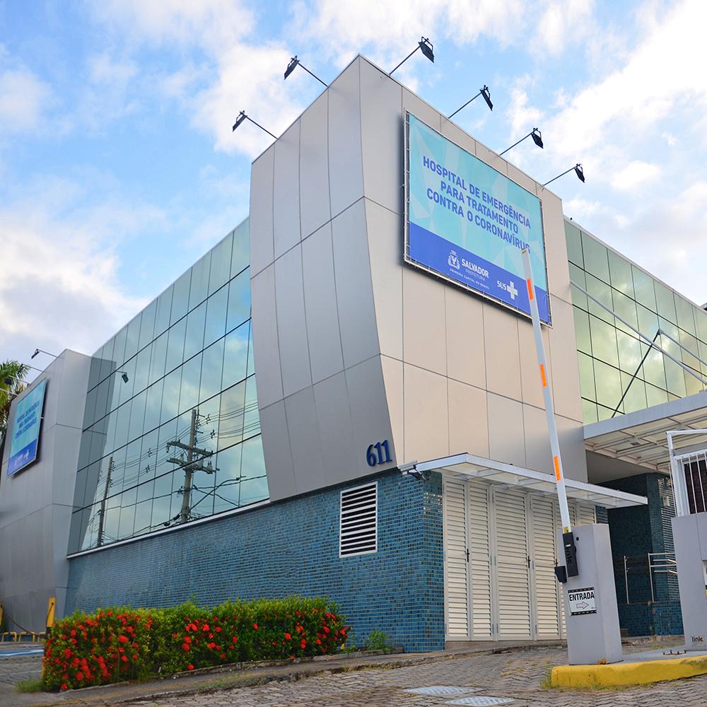 Hospital de Campanha Itaigara