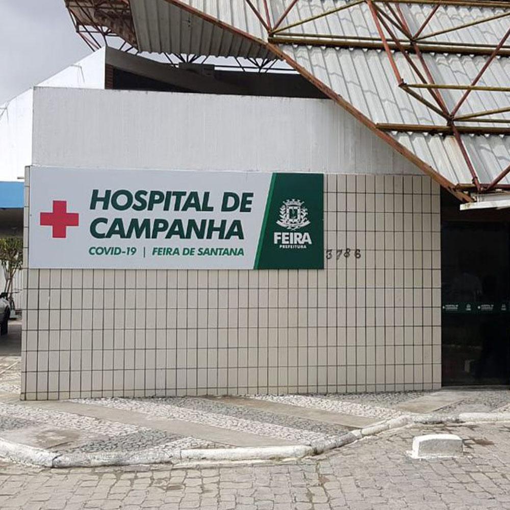 Hospital de Campanha de Feira de Santana