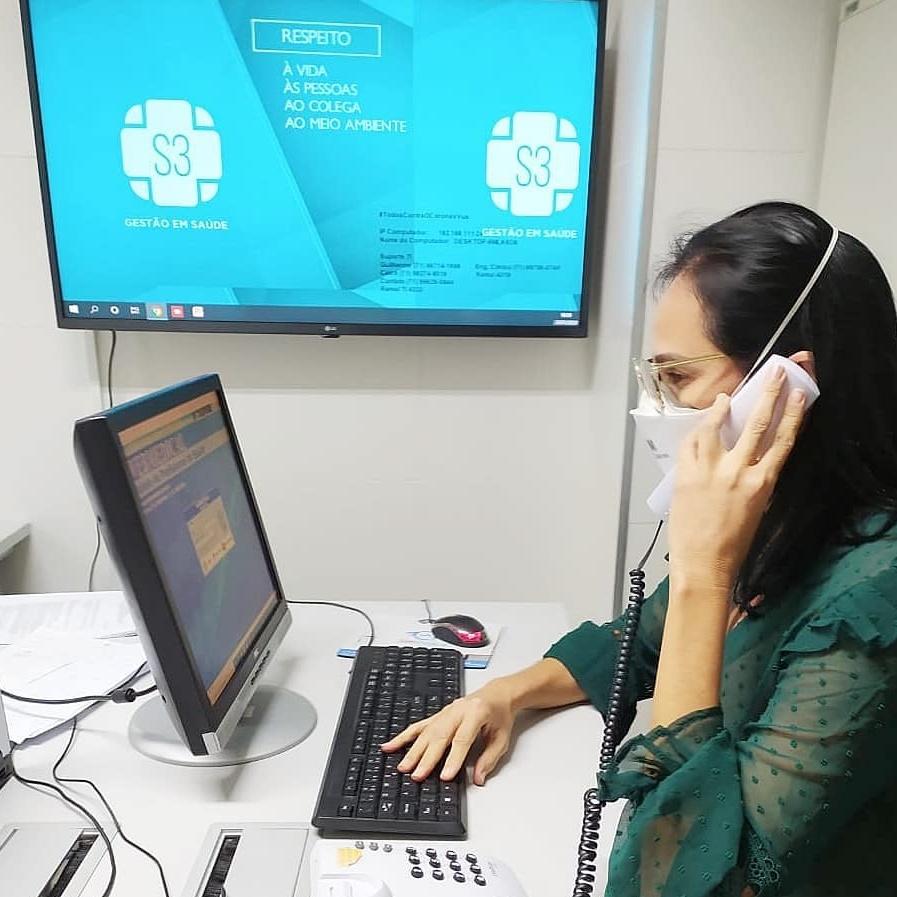 S3Saúde_Saúde HCI oferece suporte terapêutico aos familiares das vítimas de covid-19
