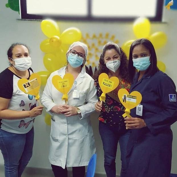 S3Saúde_Saúde_Equipe da UPA de Valéria recebe treinamento intitulado Manejos com o paciente psiquiátrico