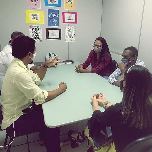 S3Saúde_Saúde_Hospital Municipal de Madre de Deus alinha novas estratégias de comunicação