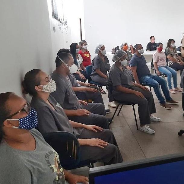 S3Saúde_Saúde_Palestra sobre importância do autocuidado acontece no HCFS